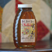 Red River Bees local honey
